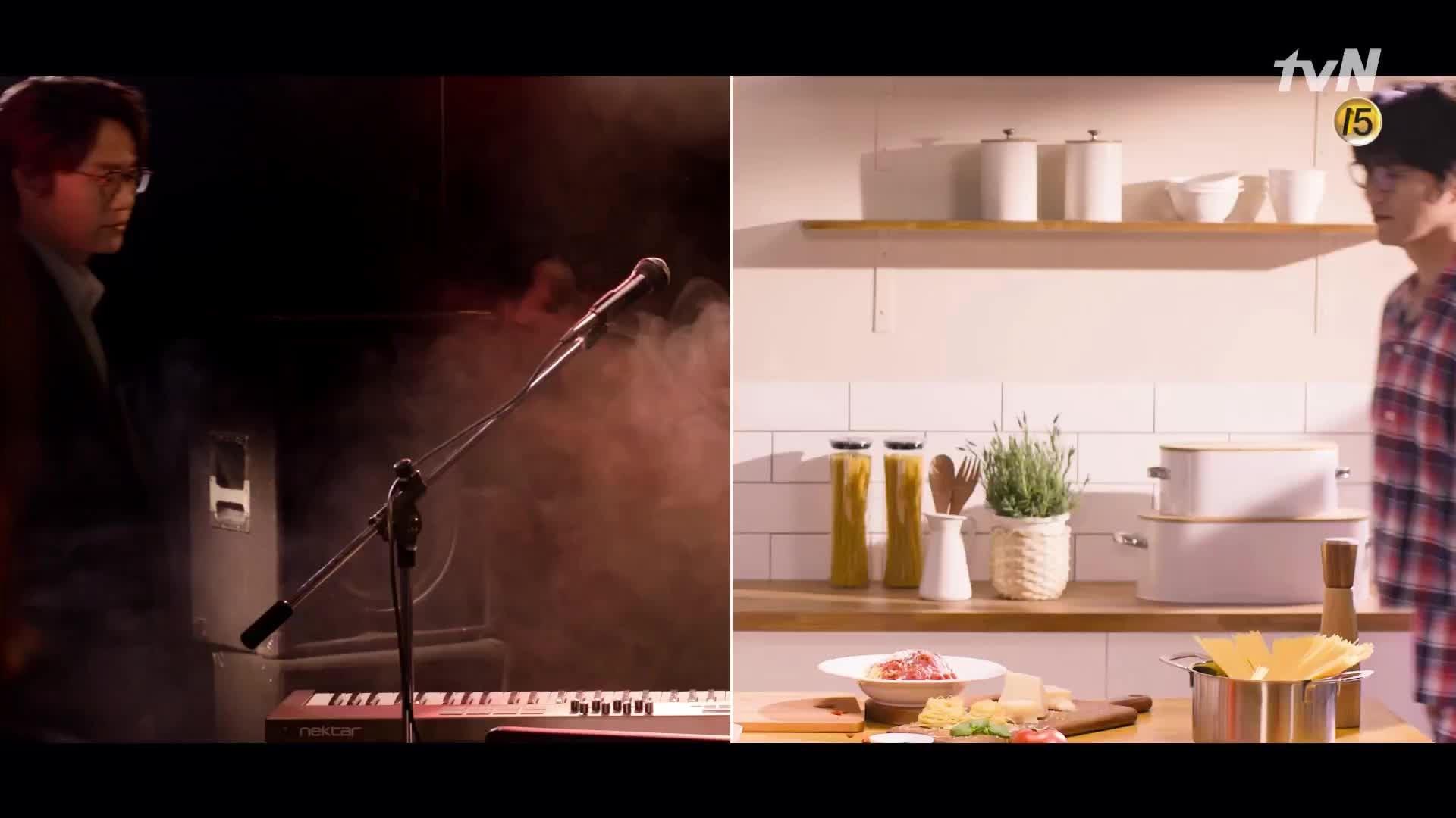 두 얼굴의 성시경? 노래하는 [ON] 요리하는 [OFF] 성시경의 사적 다큐멘터리